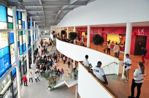 Halmstad Arena Interior