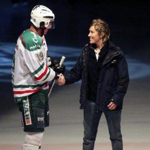 Kenny Jönsson och Maria