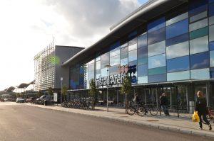 Halmstad Arena Exterior