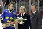 Årets hockeytjej 2005