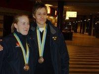 VM brons med Kim Martin m fl i Linköping 2005