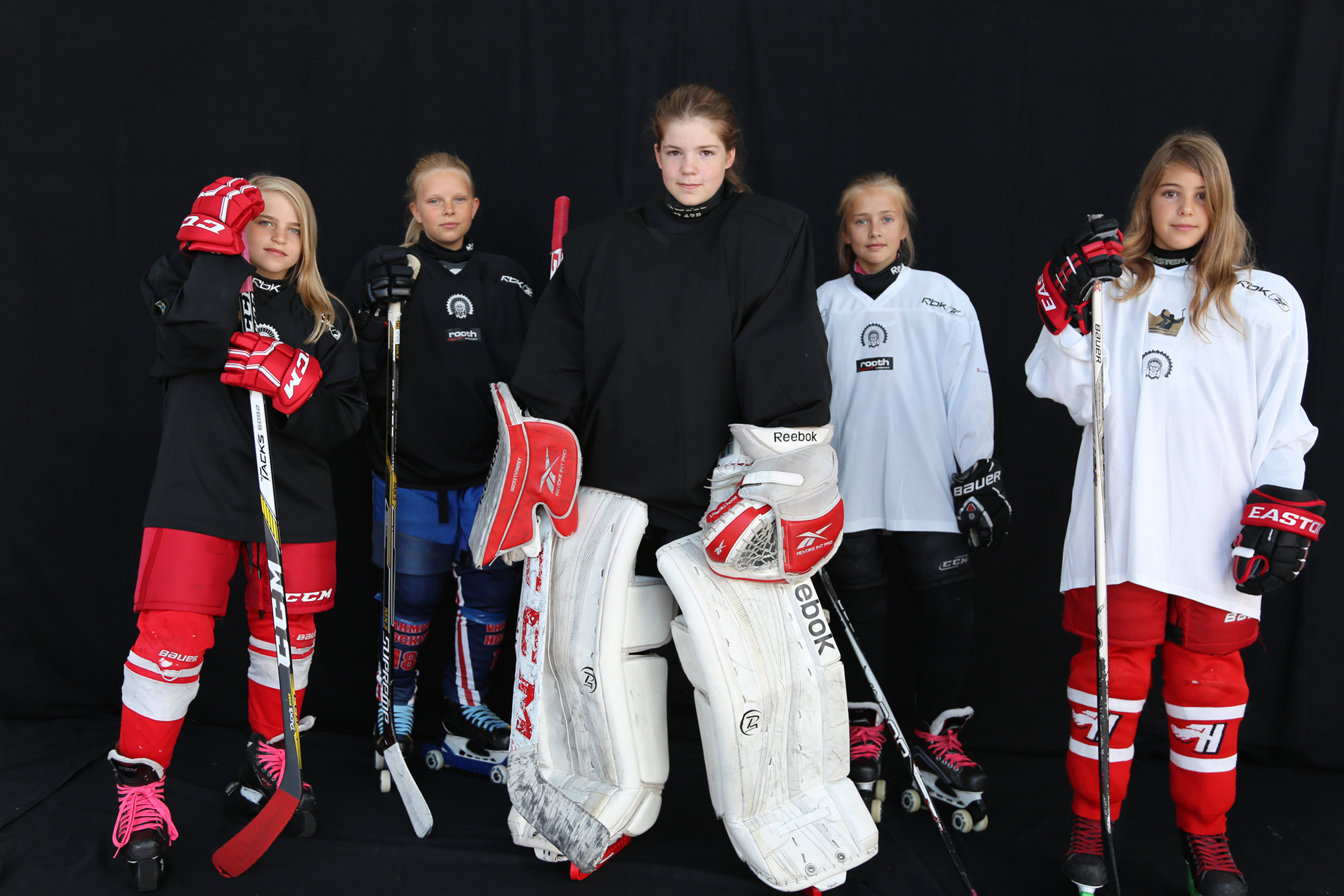 Maria Rooth Summer Hockey School